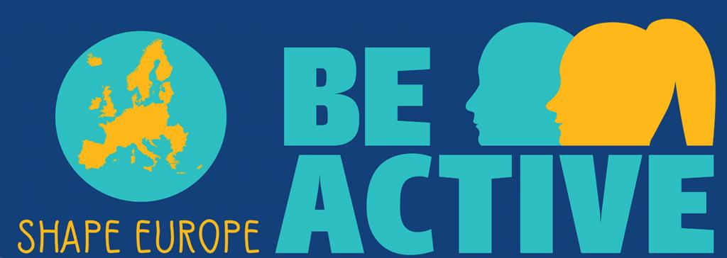 Ευρωπαικό Έργο: Be Active – Shape Europe- Πρόσκληση για συμμετέχοντες.