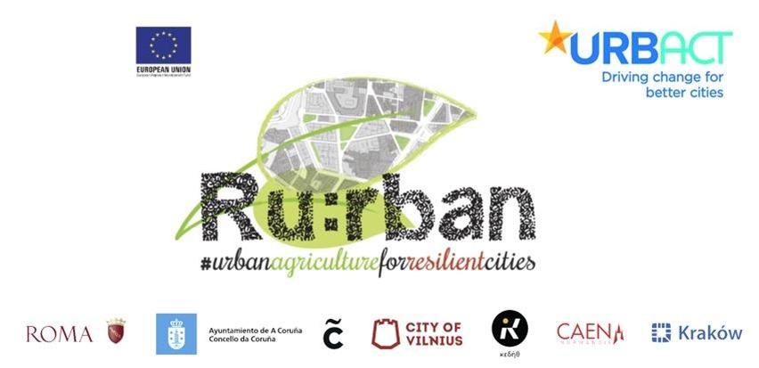RU:RBAN – Ανθεκτικότητα στην Αστική Καλλιέργεια και Αστικά Τοπία