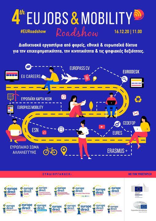4o EU Jobs and Mobility Roadshow 2020